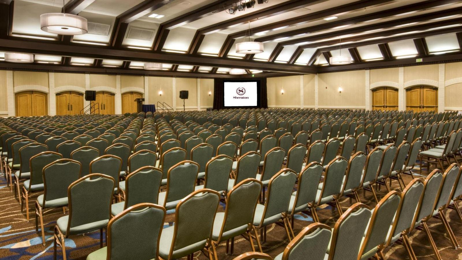 Meeting Rooms in Salt Lake City - Large Ballroom