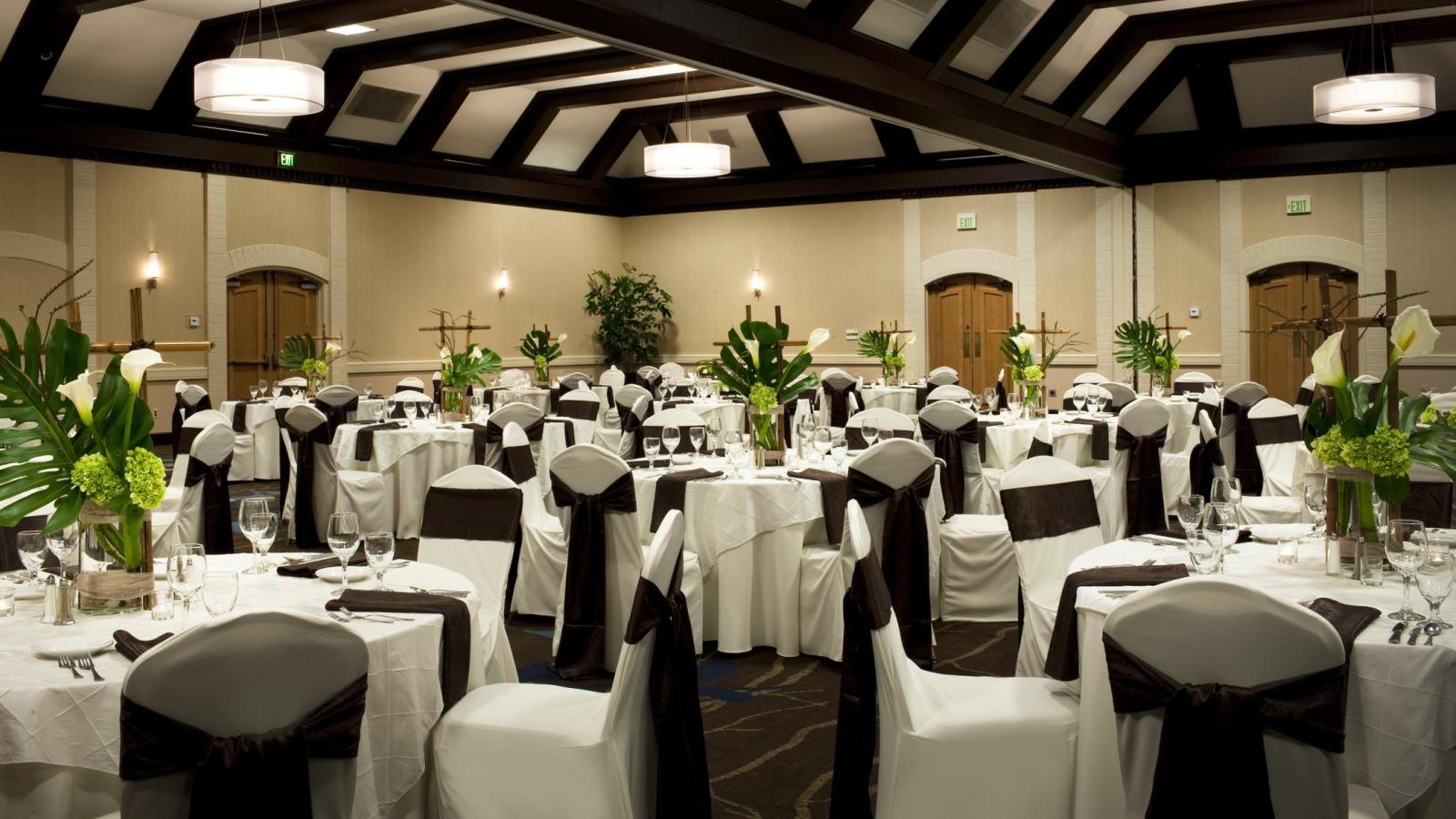 Salt Lake City Wedding Venue - Ballroom