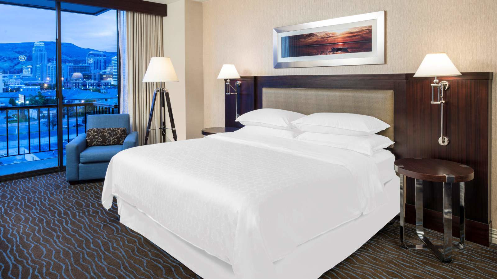 Sheraton Salt Lake City Hotel - Suite