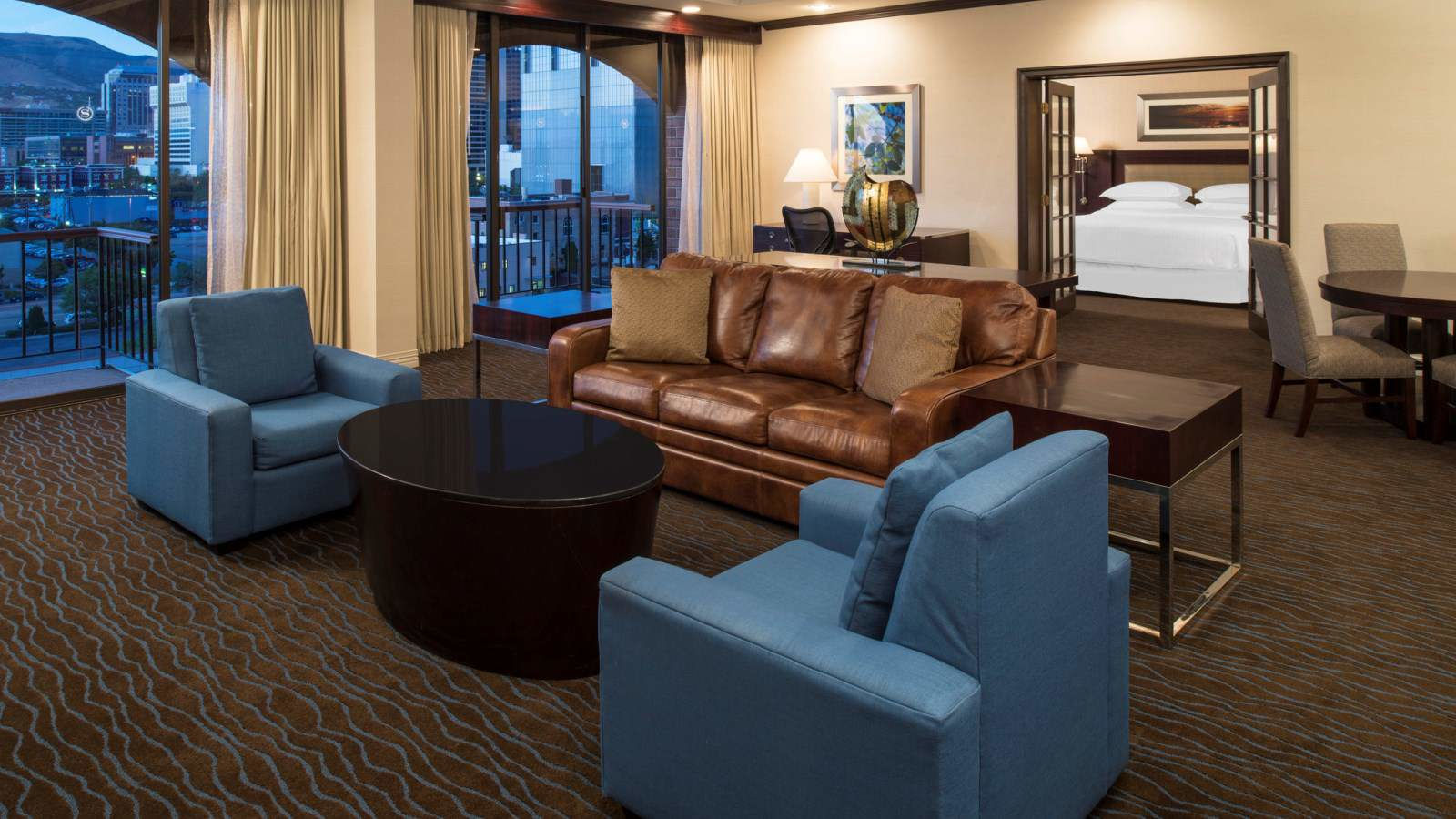 Presidential Club Suite | Sheraton Salt Lake City
