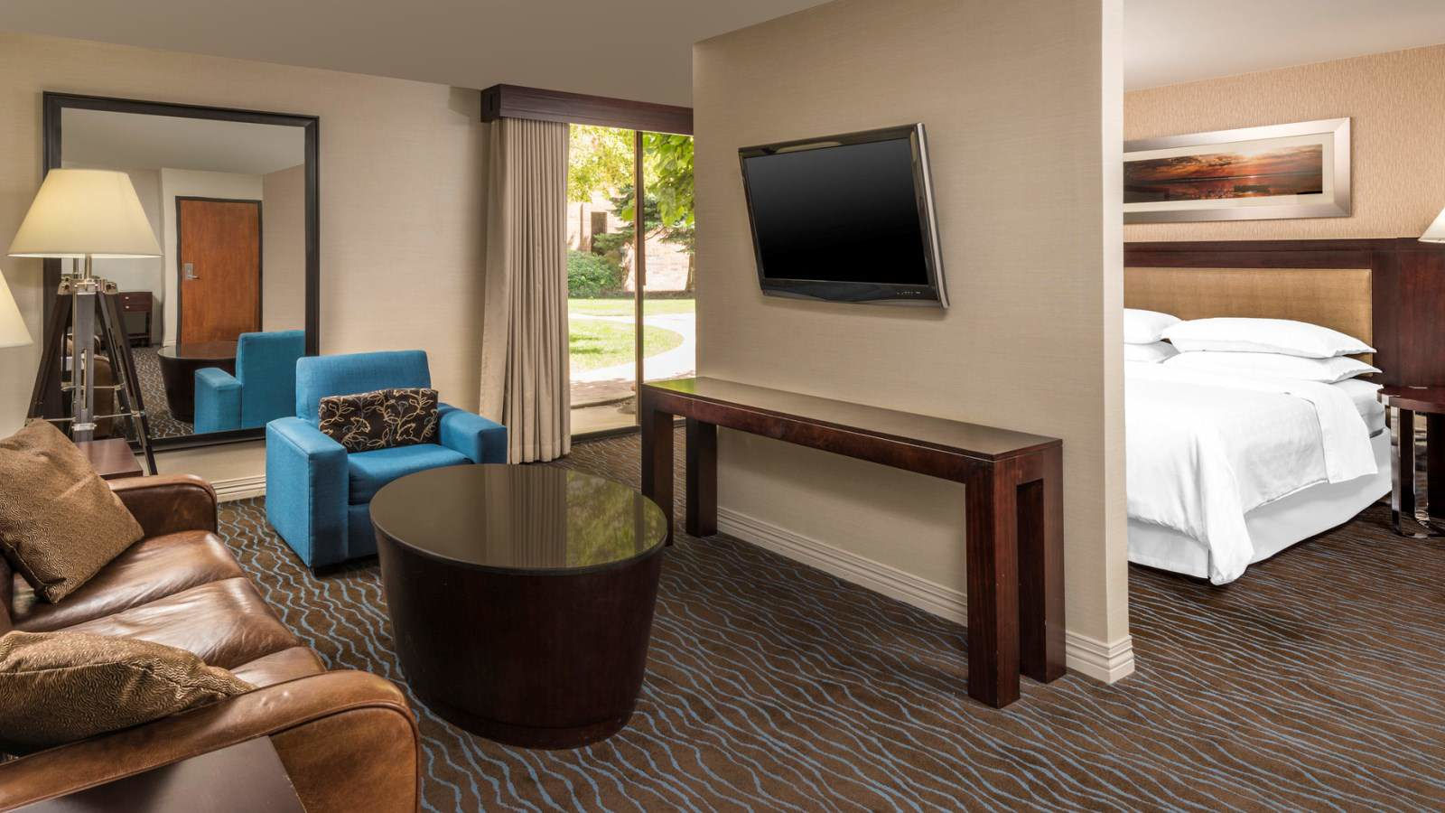 Deluxe Room | Sheraton Salt Lake City