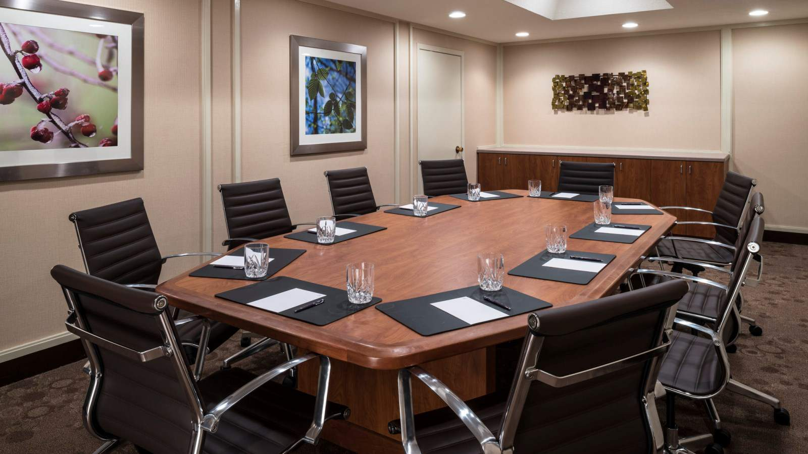 Meeting Rooms in Salt Lake City - Small Meetings