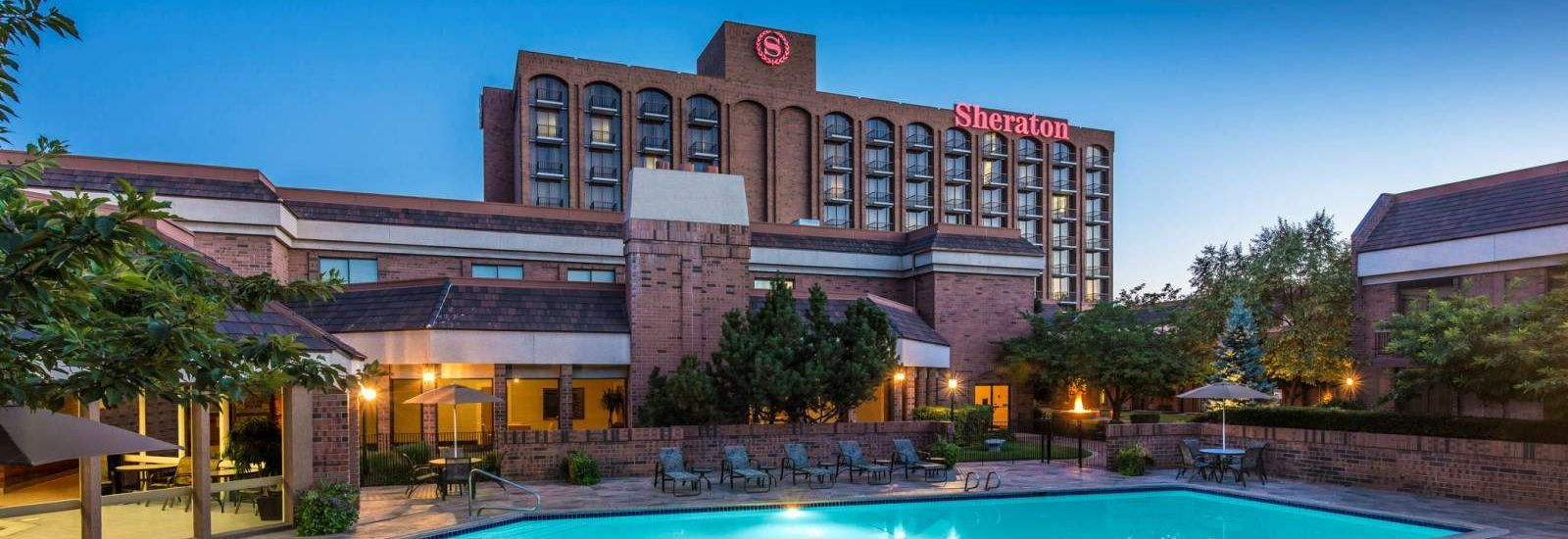 Sheraton Salt Lake City Hotel - Exterior