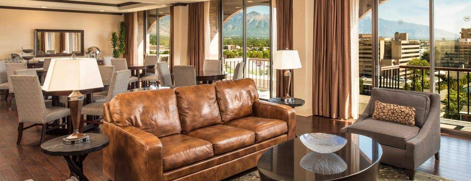 Club Level Room | Sheraton Salt Lake City Hotel